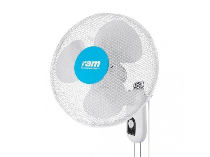 Nástěnný ventilátor RAM, 40cm [40W]