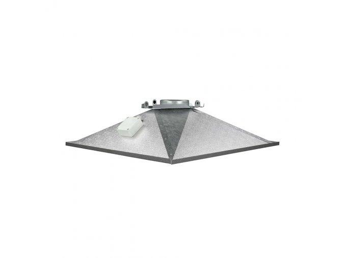 Stínidlo Prima Klima Pyramid Optomiser Vega Green (95% odrazivost)