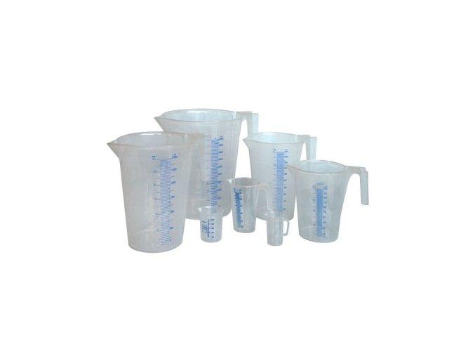 Plastové odměrky