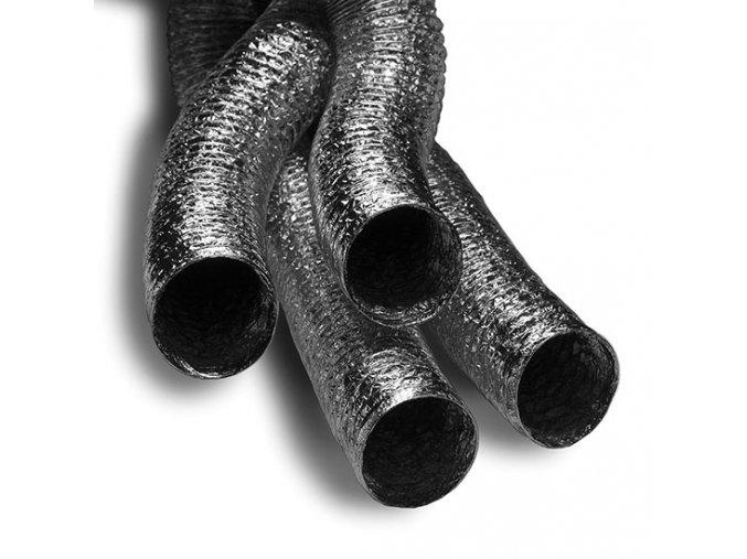 Aluflex -  Neizolované vzduchové potrubí
