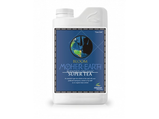 AN - Mother Earth Organic Tea Bloom