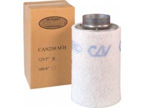 Filtr CAN-Original 250m3/h, příruba 125mm pachový filtr