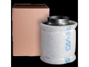 Filtr CAN-Lite 800m3/h, příruba 160mm pachový filtr