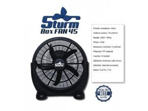 STURM - BoxFan 45cm