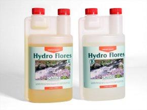 CANNA - Hydro Flores A+B tvrdá voda