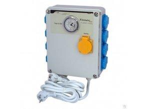 GSE - Timer Box II 8x600W, 220V