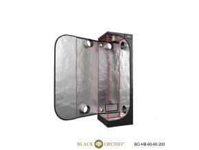 Black Orchid - Hydro-box 60x60x200cm Tent