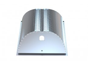 Nanolux - reflektor uzavřený 4x4 pro DE komplety
