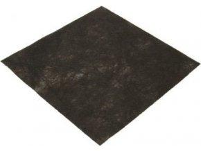 Autopot - Podložka textilní, černá, čtvercová
