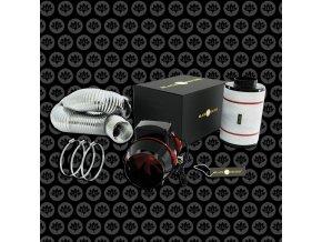 Black orchid - Mixed-flo Starter kit 150mm