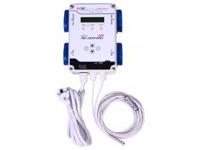 GSE Digitální kontroler ventilátorů - 16A / 4x2200W