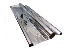Mylar folie stříbrná odrazová 1.4m x 1m x 35mu