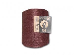 Root pouch textilní květináč Boxer brown
