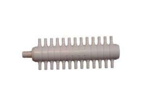 "Rozbočovač pro vzduchovací hadičky 1 x 13 mm (1/2"") - 26 x 4 mm"