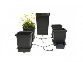 Autopot - 1Pot systém 4 květníky