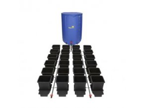 Autopot - 1Pot systém 24 květníků