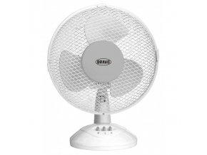 Stolní ventilátor Bravo 22cm 30w