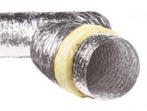 Sonoflex - Odhlučněné vzduchové potrubí