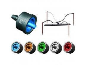 Kapkovač Irritec DNG s kompenzací tlaku, 8 l/h