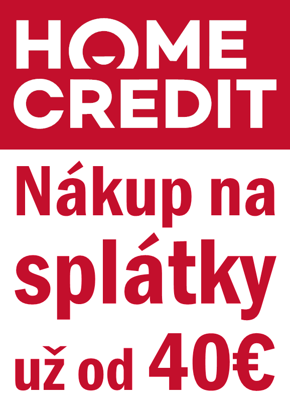Nákup na splátky od 40€