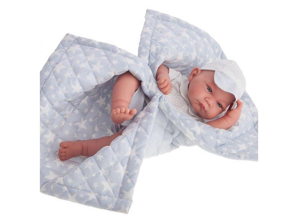 Nico na deke Antonio Juan 5017 www.realisticka babika.eu babiky babatka reborn darcek pre dievcatko chlapcek