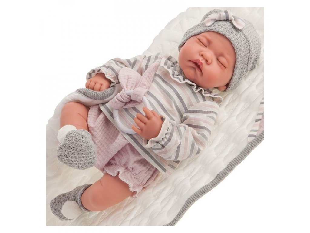 Antonio Juan 3311 www.realisticka babika.eu darcek pre dievcatko babyborn barbie 00