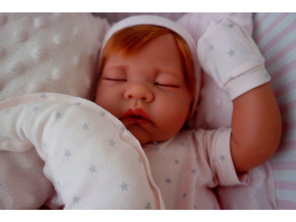 Antonio Juan 3384 www.realisticka babika.eu darcek pre dievcatko babyborn barbie spiace dievcatko 04