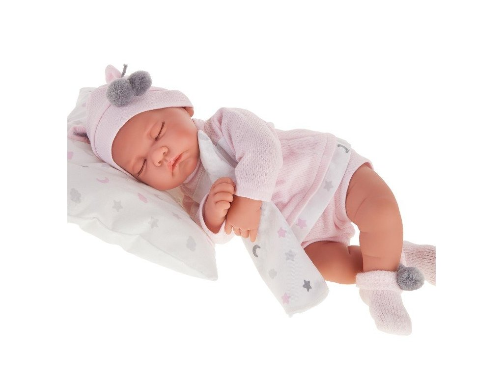3392 www.realisticka babika.eu Antonio JUan 3392 Luna baby born LOL babika