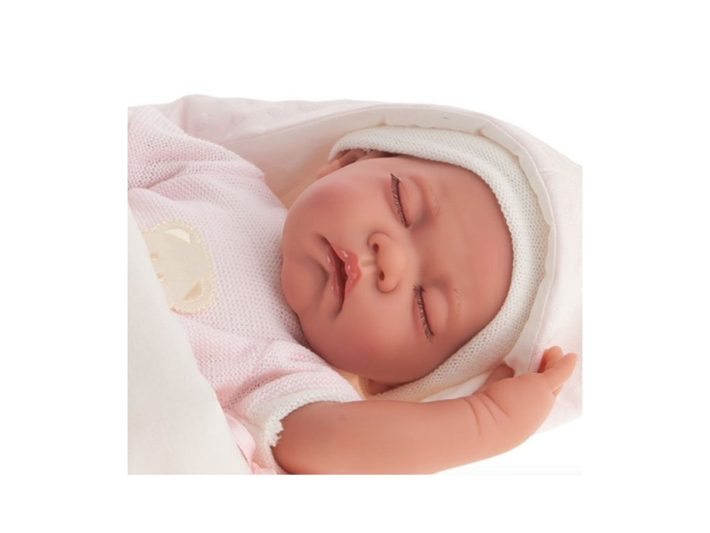 Antonio Juan 3364 Luna www.realisticka babika.eu LOL Babyborn Barbie Reborn