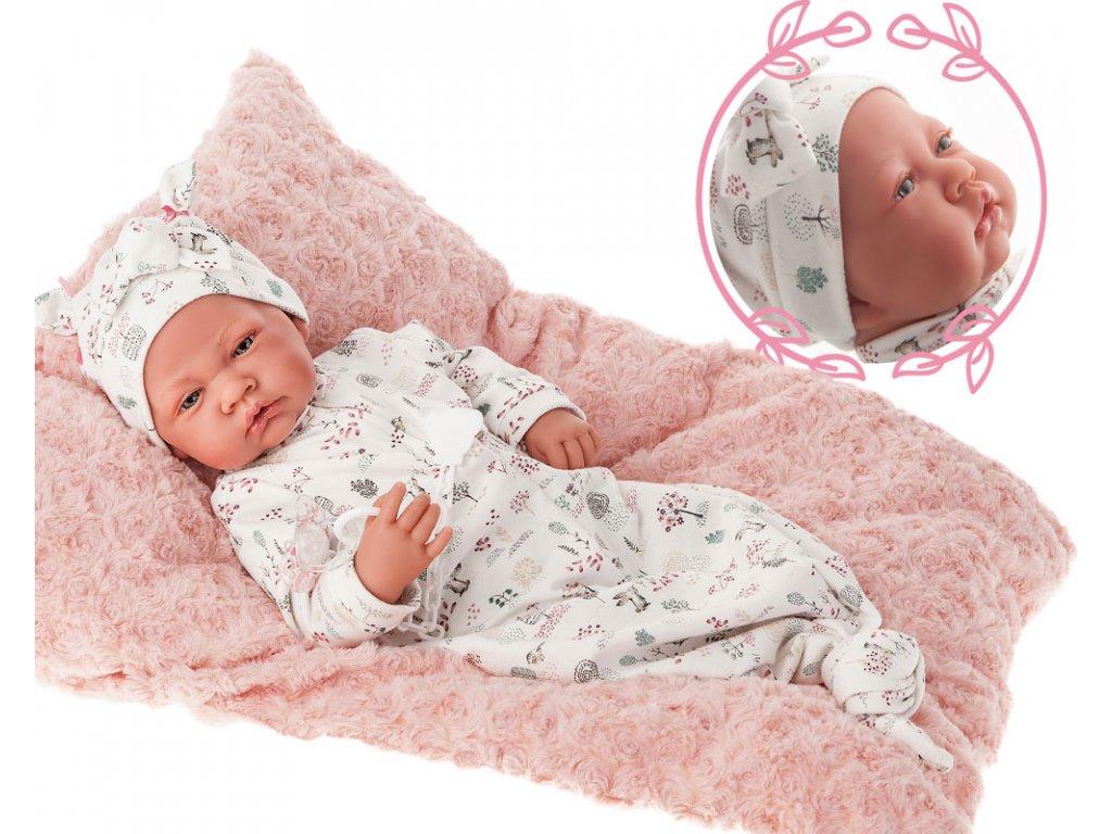 Antonio Juan 3385 Nacida www.realisticka babika.eu Krasne babika lepsia ako Baby born LOL barbie 1