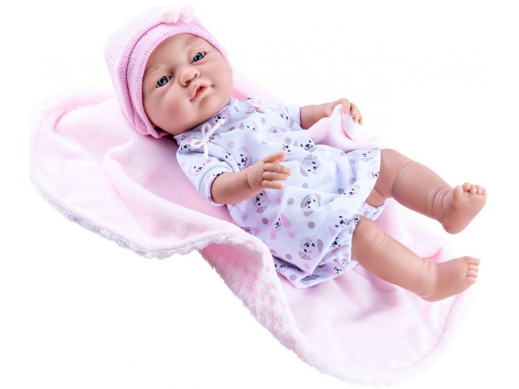 Realistická bábika dievčatko Marianka - 45 cm