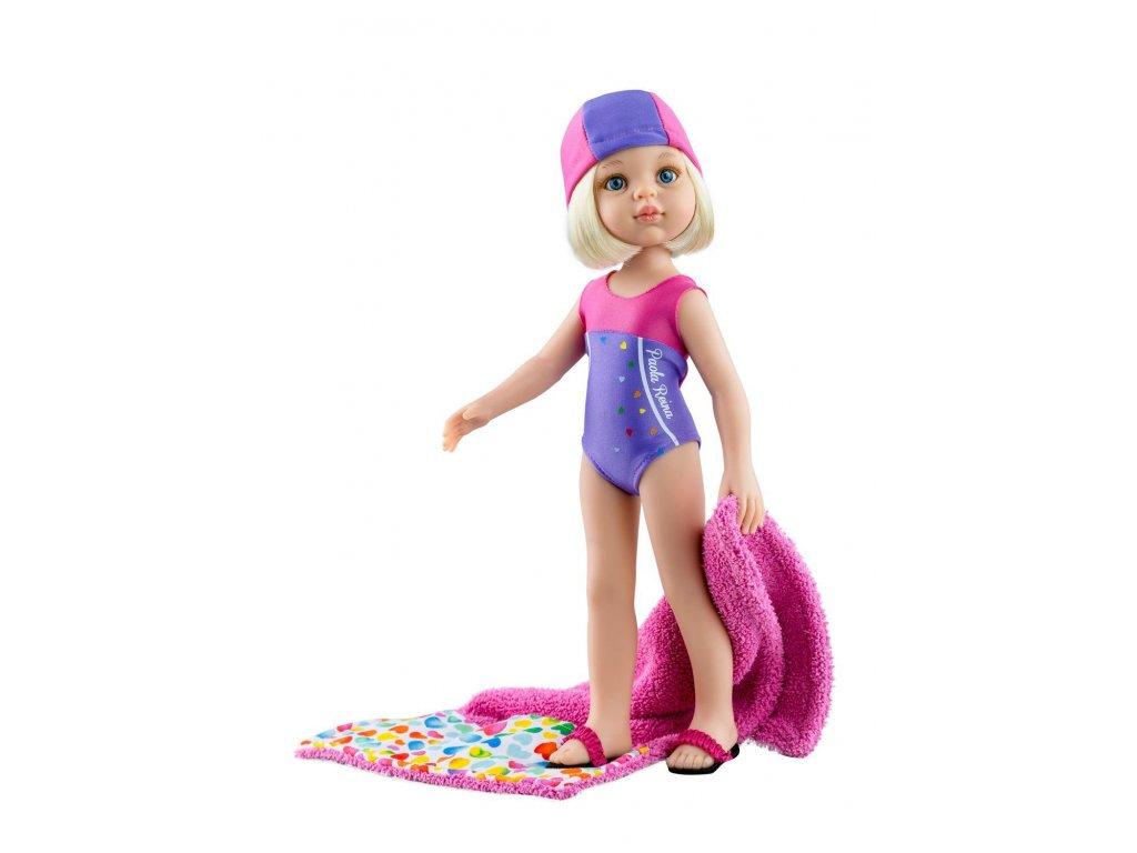 Claudia v plavkách Paola Reina Los Amigas Realisticka babika.eu