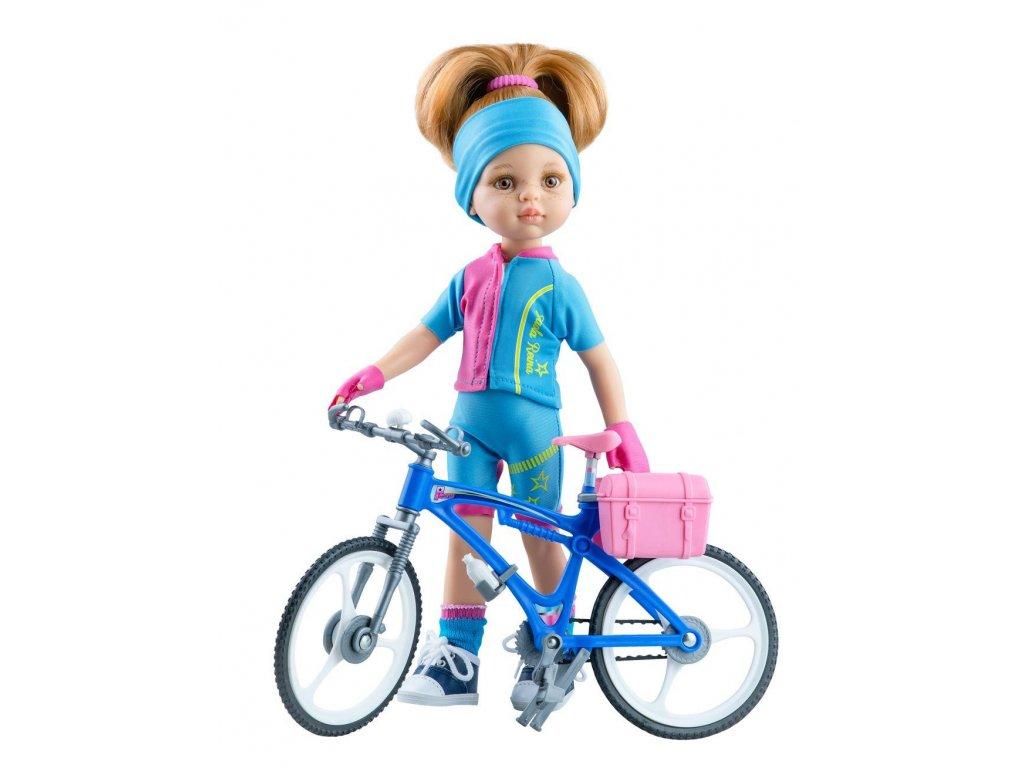 Dasha cyklistka Paola Reina Los Amigas Realisticka babika.eu