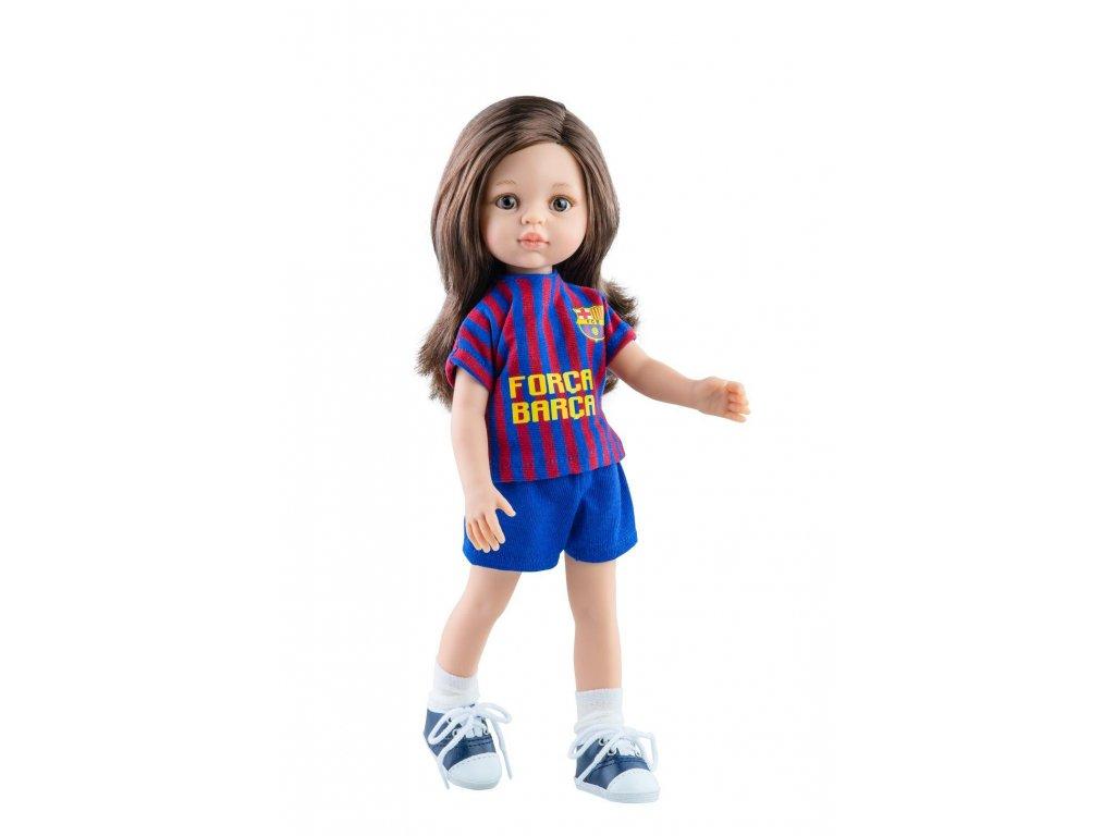 fotbalistka klubu FC Barcelona Carol realisticka babika.eu