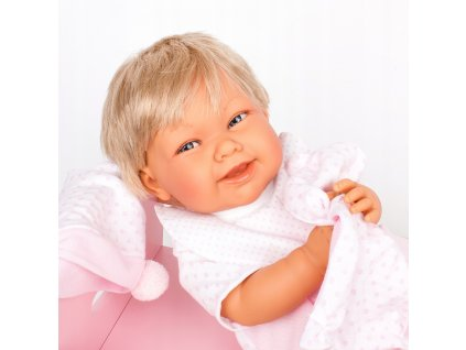 Babatko babika blond vlassy Martinka Antonio Juan realisticka babika.eu Darcek 22