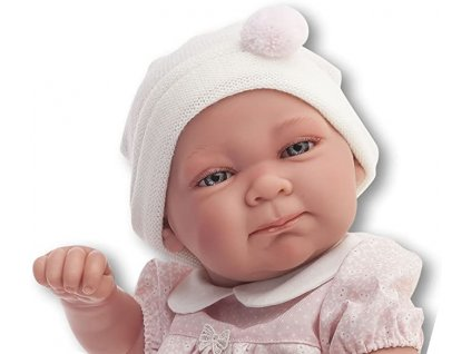 5052 Antonio Juan www.realisticka babika.eu Dievčatko Olívia bábika realistická 0