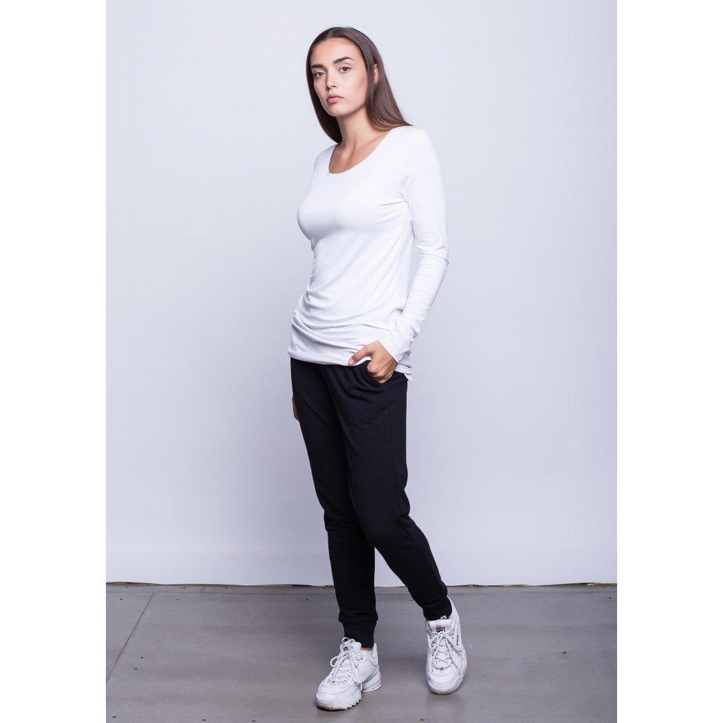 rebelion long back t shirt sleeve white 1