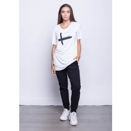 rebelion long back t shirt white cross 6