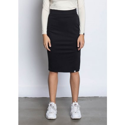 rbln pencil skirt black