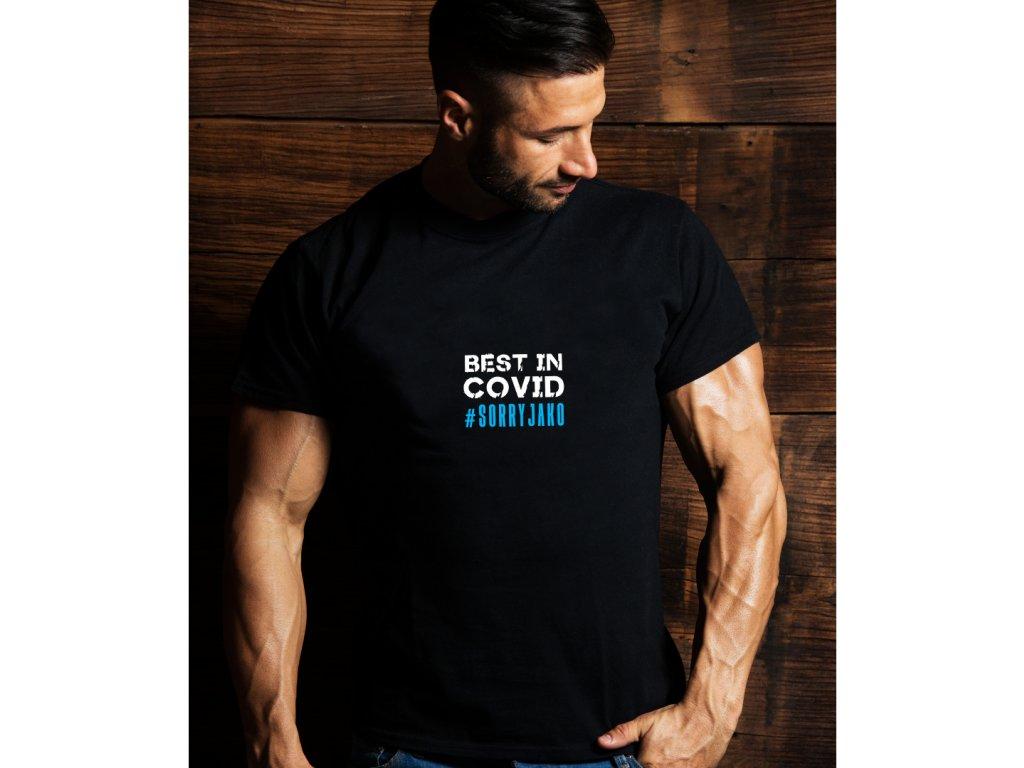 BEST IN COVID, body man