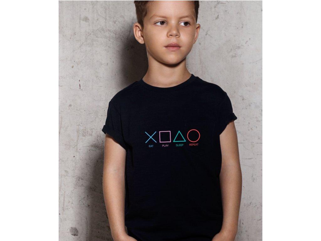 vtipné tričko pro děti e.p.s.r.