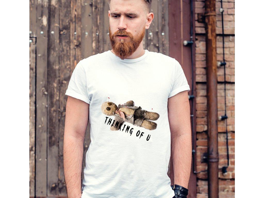 pánské tričko s potiskem VOODOO 1