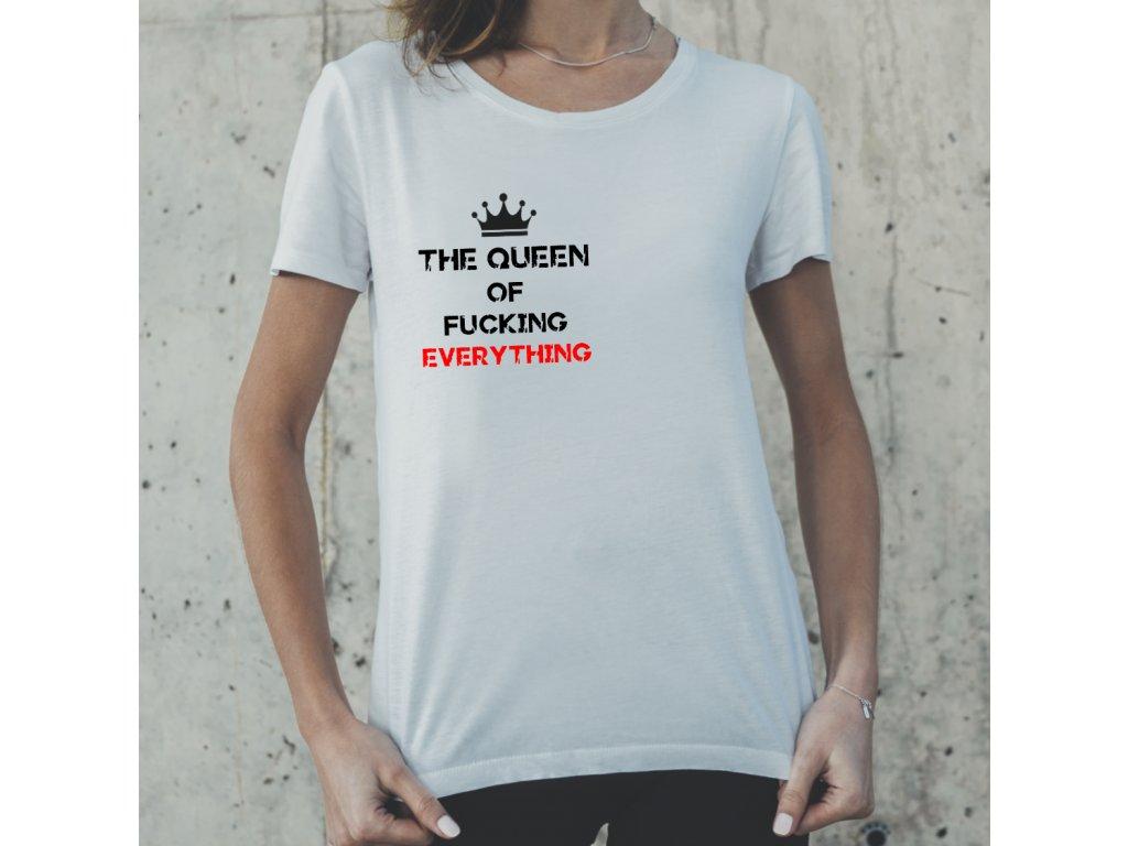 Dámské tričko brychtova tereza 3