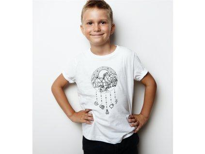 ANDRESOVÁ KLOFAN KIDS, BODY