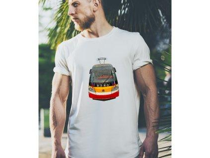 Pánské tričko ŠKODA 15T