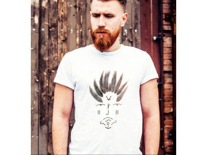 Pánské tričko s potiskem Mafián