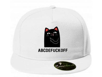 čepice abcdefuckoff