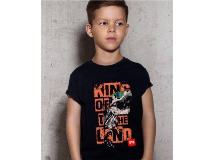 dětské tričko king of the land body
