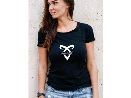 Pavlíková Jana - dámské tričko s potiskem