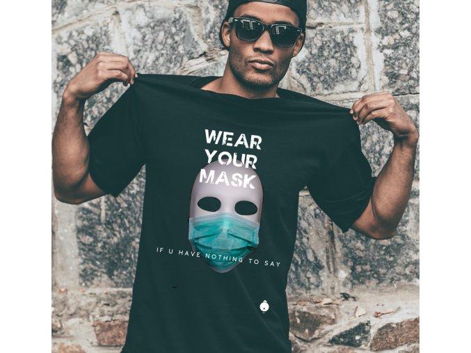 wear your mask,M B,body